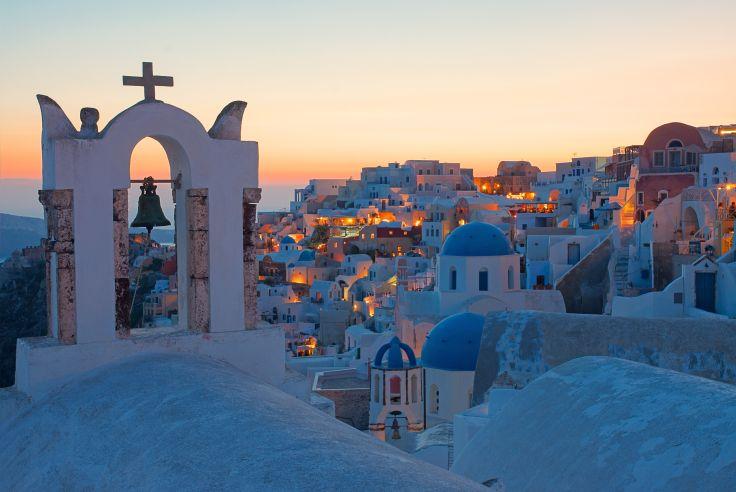 Mykonos, Paros & Santorin - Les Cyclades en hôtels de charme