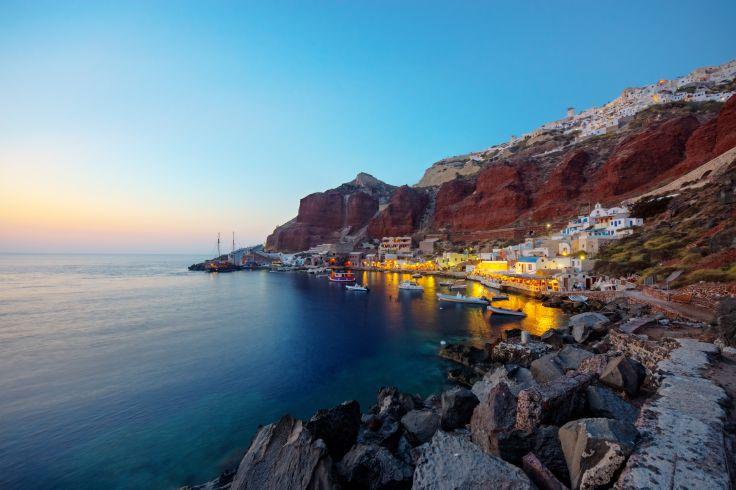 A deux - La Crète et Santorin en hôtels de charme