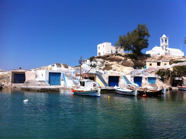 Milos - Cyclades - Grèce