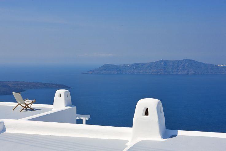 Mykonos, Paros, Santorin - Lifestyle raffiné aux Cyclades