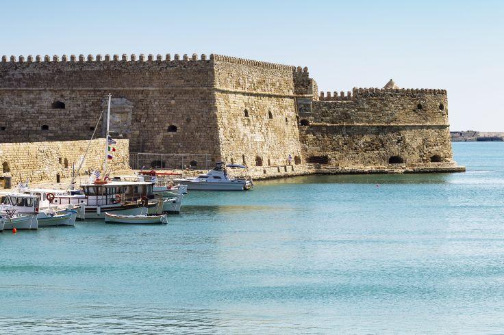 Héraklion - Crète - Grèce
