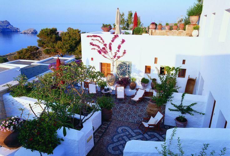Rhodes en adresses de charme - Une Grèce au parfum d'Orient