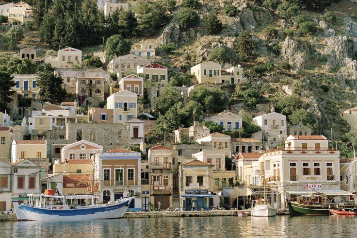 Ile de Symi - Dodécanèse - Grèce