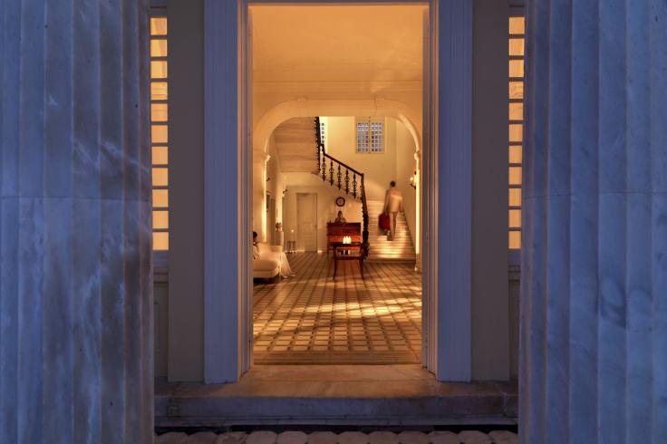 Archipel saronique - A Spetses, le charme d'une demeure...