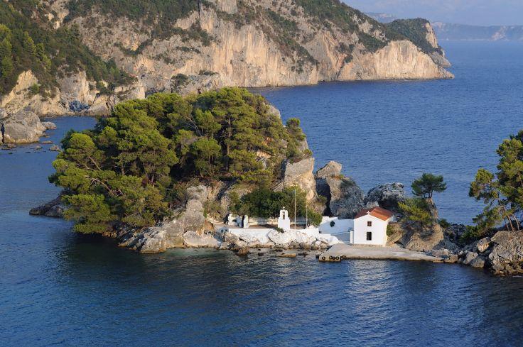Chut ! Secret… - Plages et montagnes de Grèce centrale