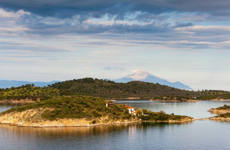 Sithonie - Péninsule Chalcidique - Grèce