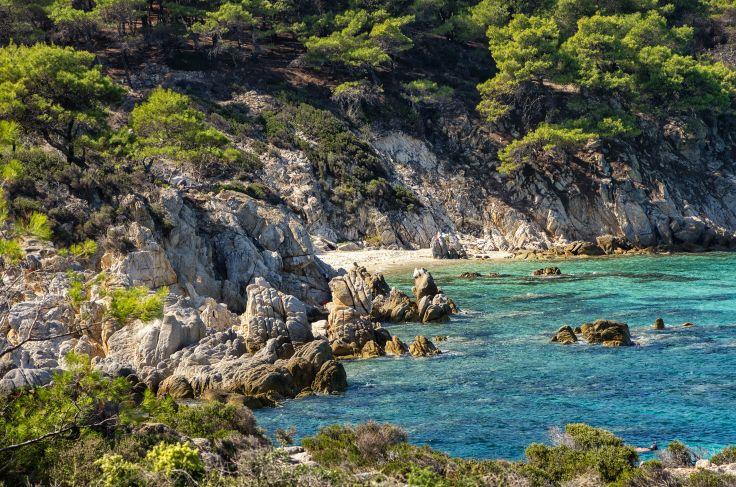 Péninsule Chalcidique - Grèce