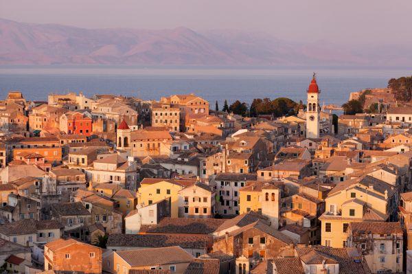 De Corfou à Paxos -  Palais & plages secrètes aux beaux jours