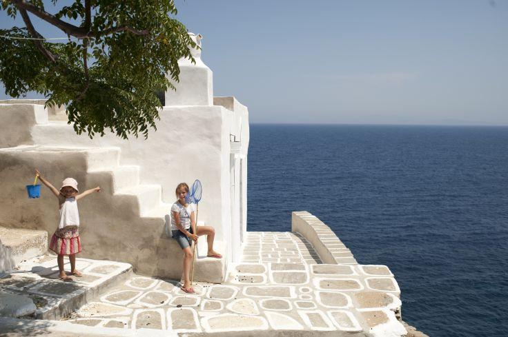 Paros & Amorgos - Plongée pour petits & grands dans les Cyclades