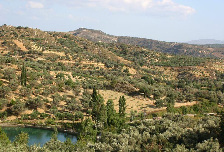 Zaros - Crète - Grèce