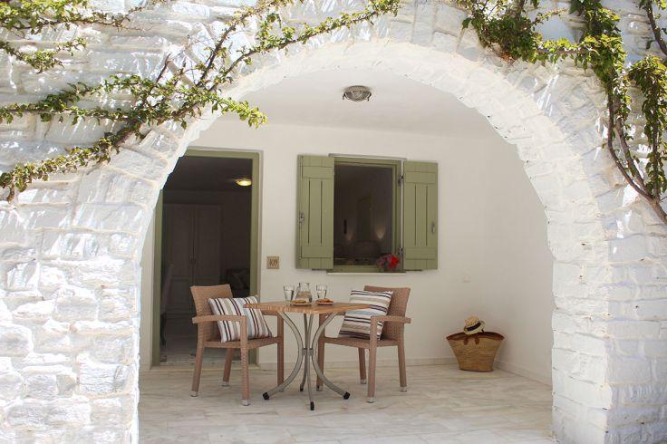 Naoussa - Paros - Grèce