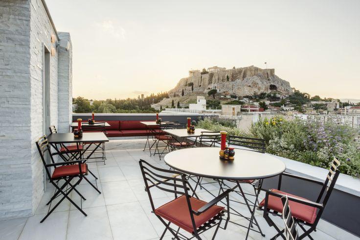 Athènes et Spetses - Contrastes urbains et pins d'Argolide