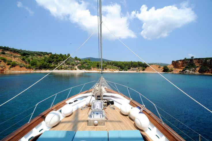 Triptyque grec - Athènes, Nauplie et croisière Cyclades