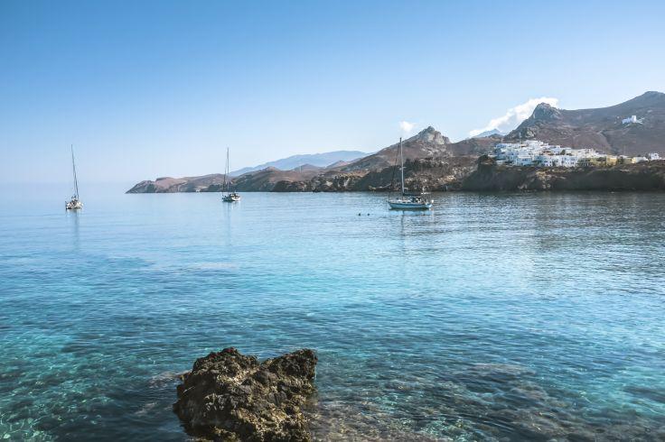 Naxos - Ile des Cyclades - Grèce