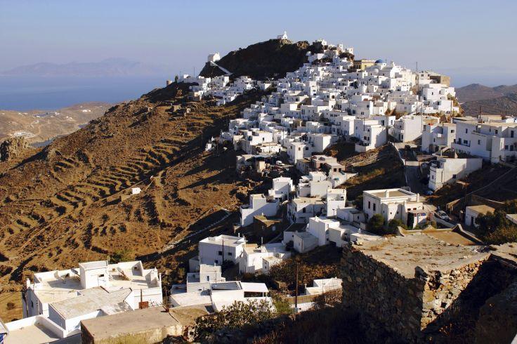 Sérifos - Cyclades - Grèce