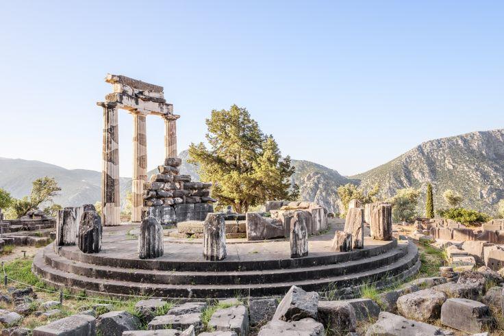 Delphes - Grèce-Centrale - Grèce