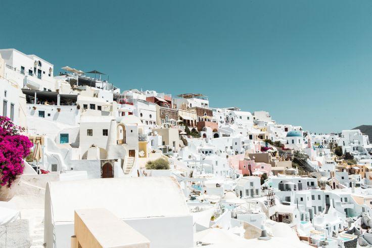 Oia - Santorin - Cyclades - Grèce