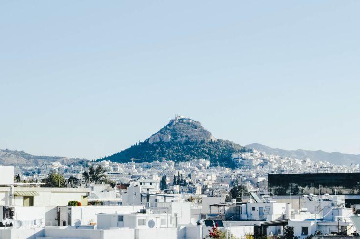 Acropole d'Athènes - Grèce