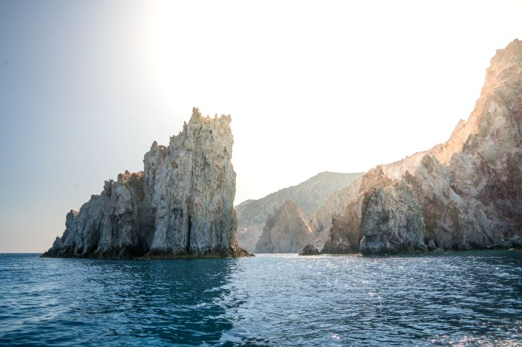 Polyaigos - Grèce