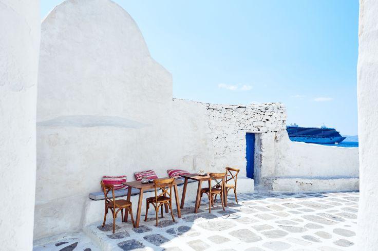 Paxos - Grèce
