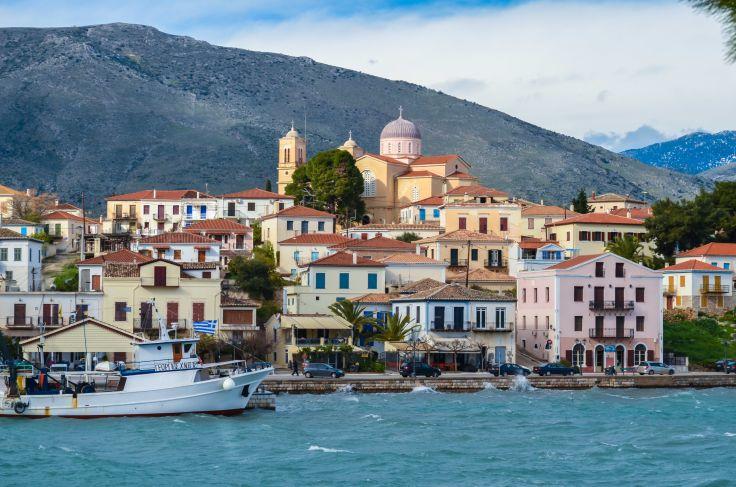 Galixidi - Grèce-Centrale - Grèce