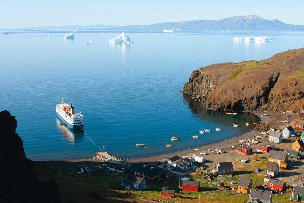 Croisière au Groenland : Groenland - La côte ouest à bord d'Ocean Nova