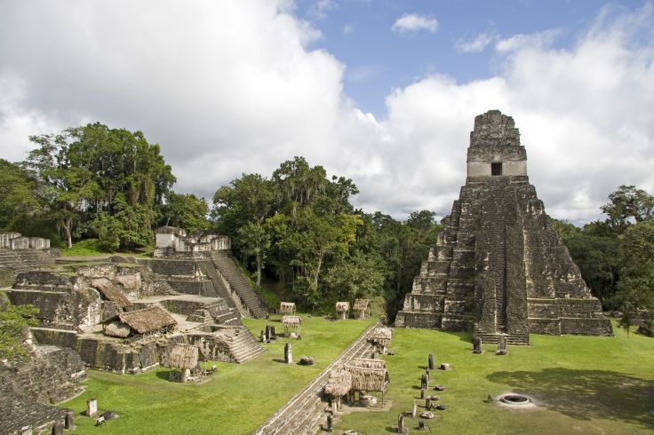 Parc National de Tikal - Guatemala