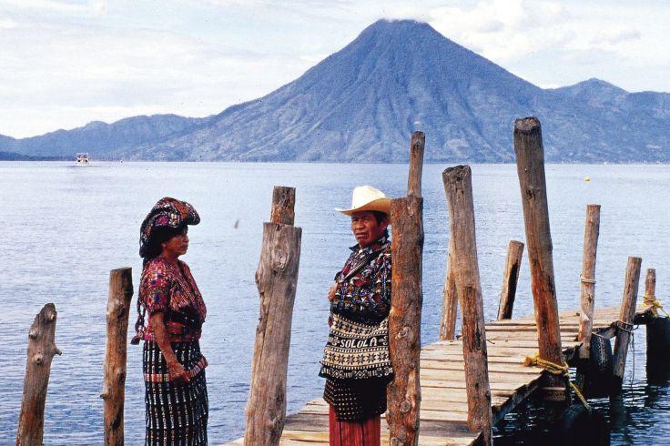 Volcans et marchés indiens - Voyage maya au Guatemala