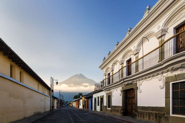 Antigua - Guatemala