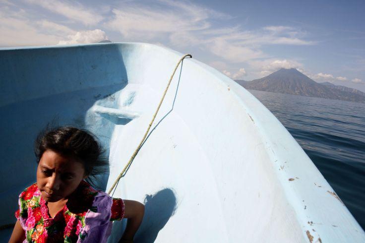 Lac Atitlan - Panajachel - Guatemala
