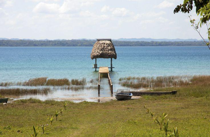 Lac Petén Itzá - Guatemala