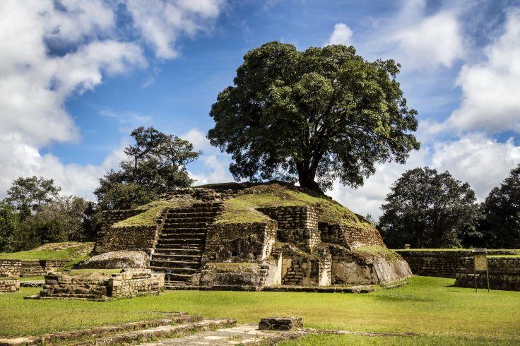 Ruines d'Iximché - Guatemala
