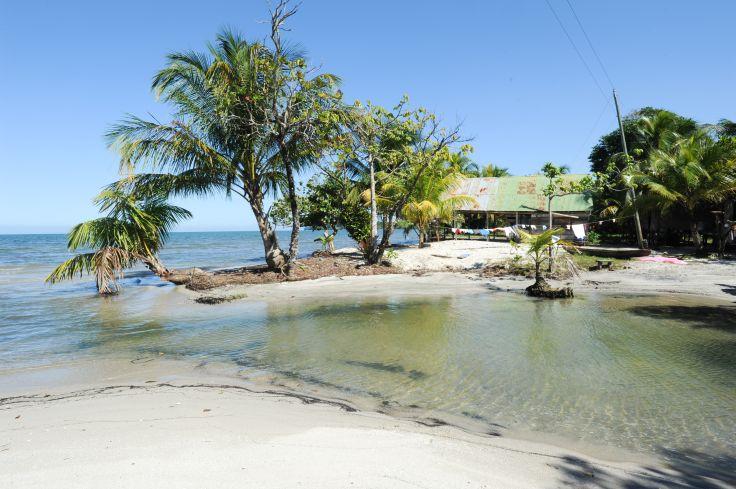 Playa Blanca - Livingston - Guatemala