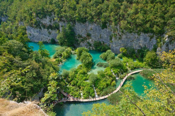 Echappée en Croatie - Zagreb et les cascades de Plitvice