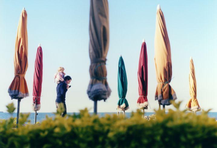 Mer civilisée, palais et pieds dans l'eau - La Croatie en famille