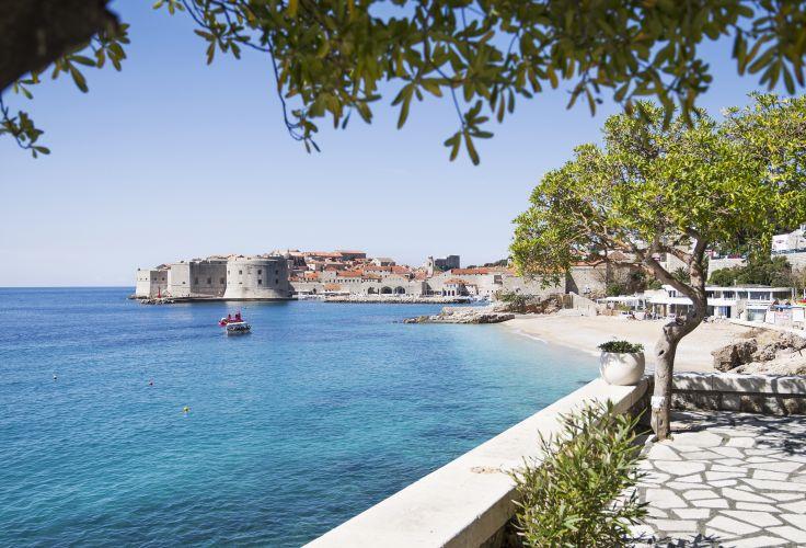voyage croatie split dubrovnik