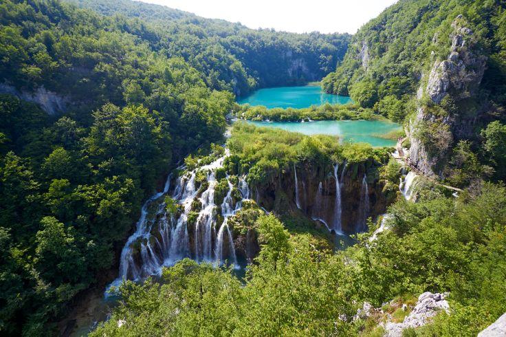 Parc National de Plitvice - Plitvice - Croatie