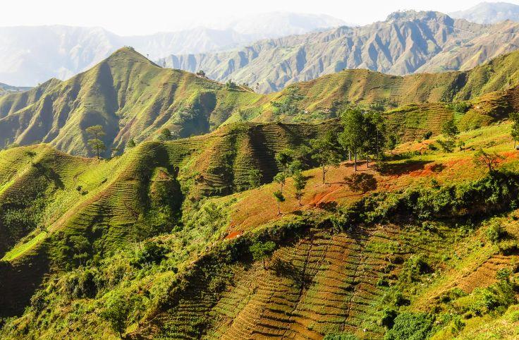 Massif de la Selle - Haïti