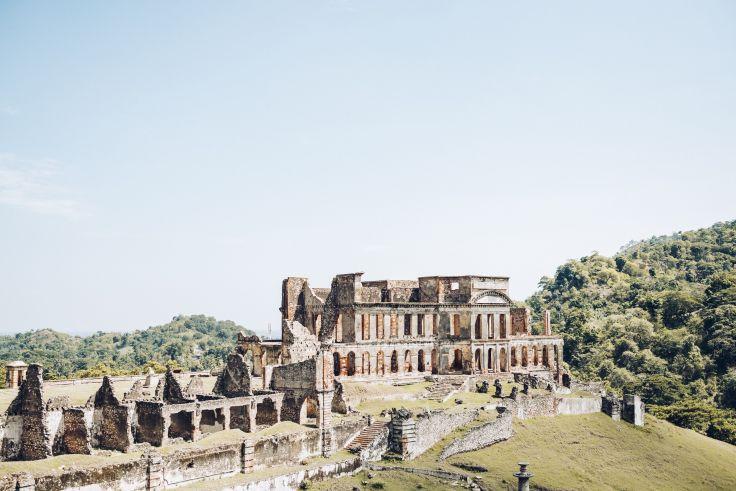 Palais Sans Souci - Milot - Haïti