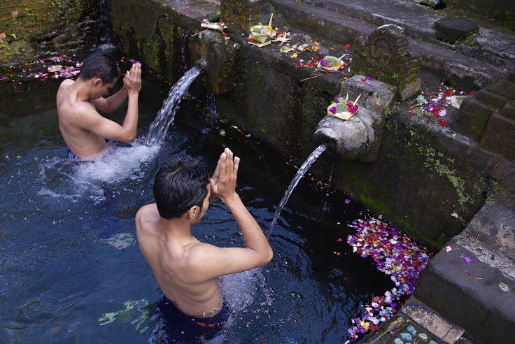 Temple de Tirta Empul - Bali