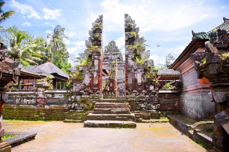Tampaksiring - Pura Mengening - Bali