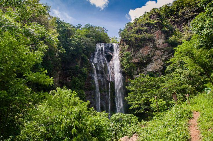 Région de Florès - Iles de la Sonde - Indonésie