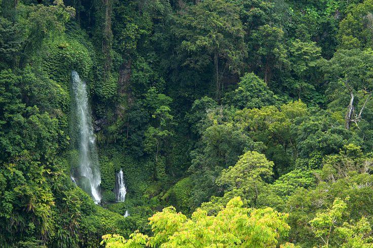 Mont Rinjani - Lombok - Indonésie