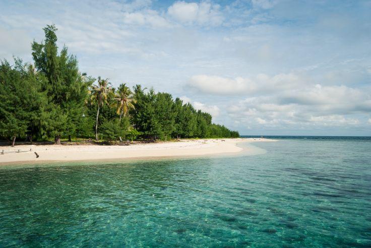 Pulau Cendekian - Archipel des Karimunjawa - Indonésie