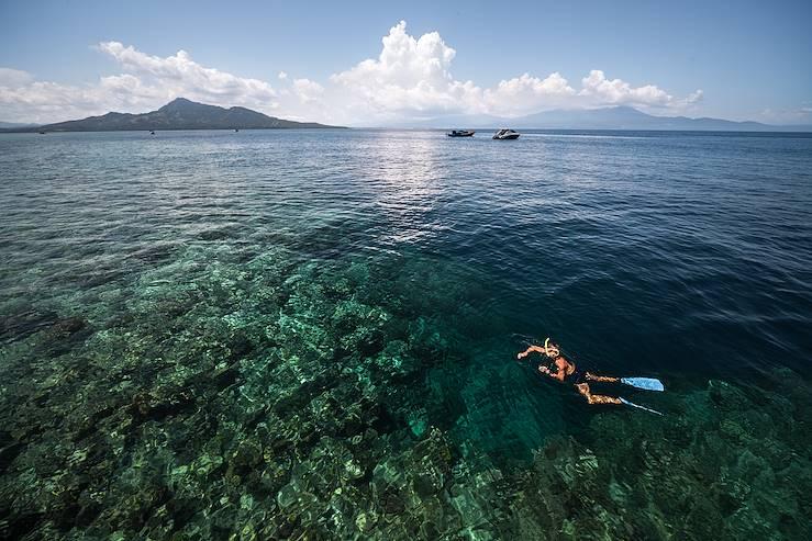 Parc national marin de Bunaken - Sulawesi - Indonésie