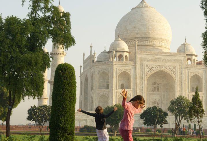Tigres et maharadjas - Le Rajasthan en famille