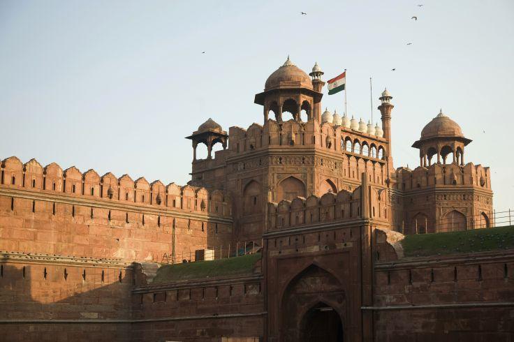 Fort Rouge - Delhi - Inde