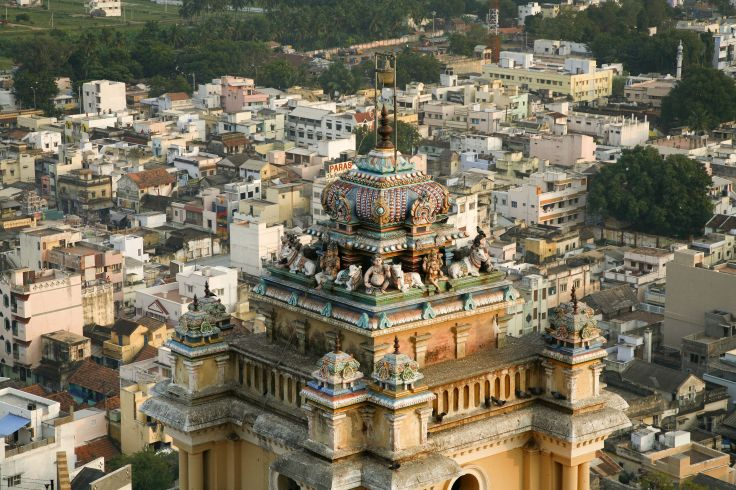 Trichy - Tamil Nadu - India