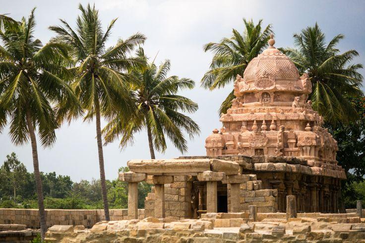 Temple de Brihadesvara - Tanjore - Tamil Nadu - Inde