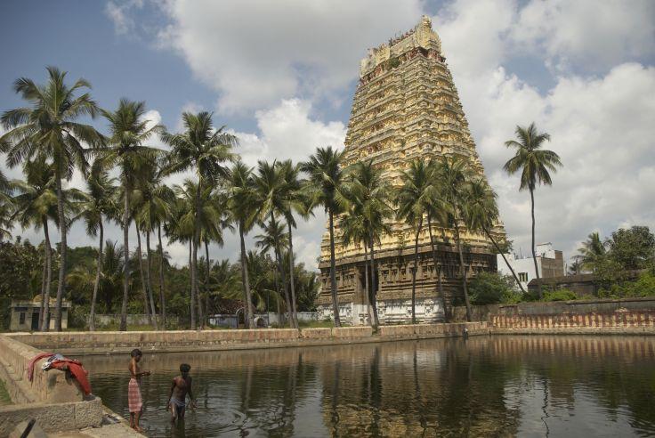 Mahabalipuram - Tami Nadu - Inde